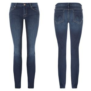 MOTHER The Looker Skinny Jeans - Killing Me Softly